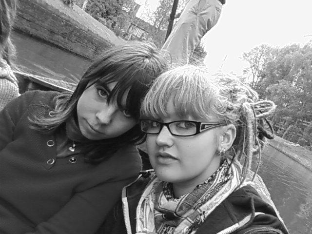 Cassandre et moi