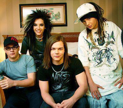 ...forme Tokio Hotel