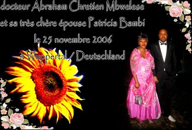 couple mbwelese