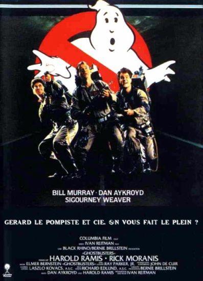 Ghost busters par Gerard le pompiste ^^