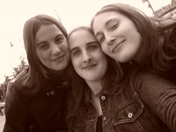 2005 : Murielle, Ma Pétasse & mOi <3 <3