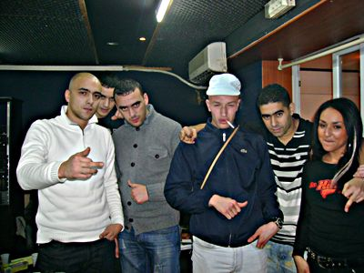 LIM KAMEL ALI REKTA DJ MAZE ET SAMIRA