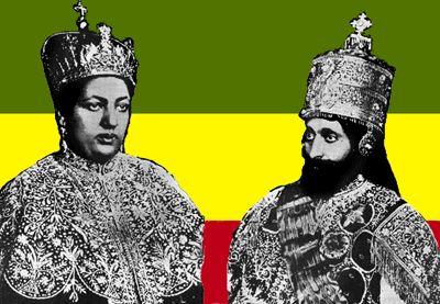 king & queen rastafari