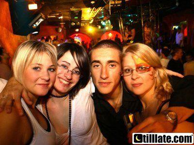 Agnes, Lulu, Matt & moi