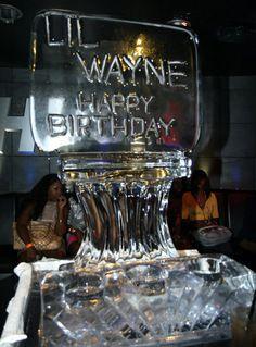 Lil Wayne's 25th birthday