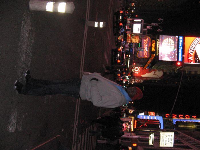 time square NY city