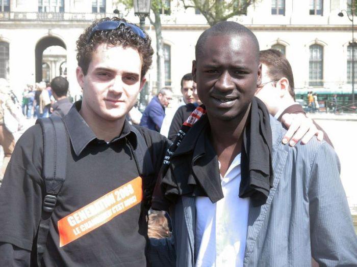 Ali & Moi; UMP Jeunes Pops & Grandes Ecoles au Pont des Arts