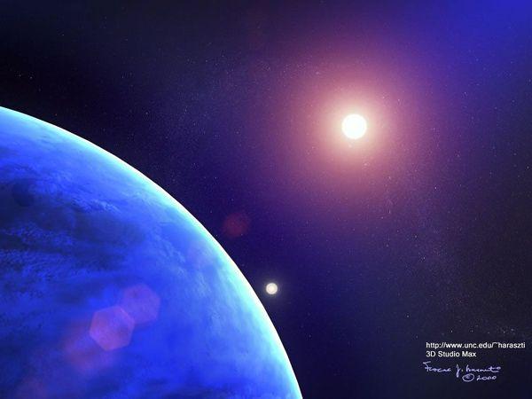 planetes ..