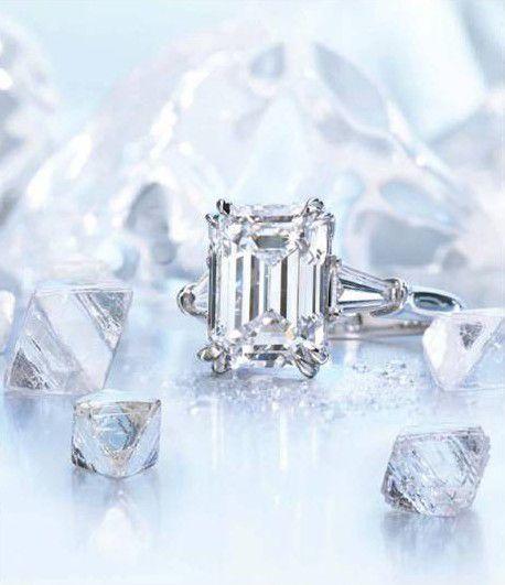 Toute la splendeur des diamants