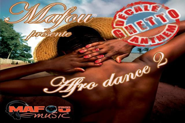 compil afro dance 2 dispo