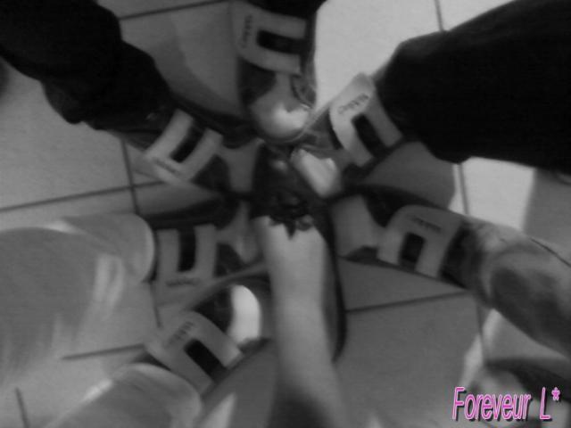 Les pieds D'elles Foorever