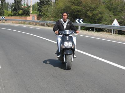 mw@ Sur Ma moto