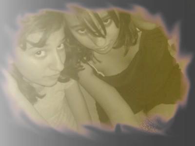 youssra and mimika