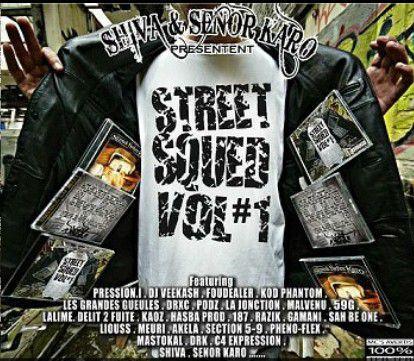Street Squed Vol1