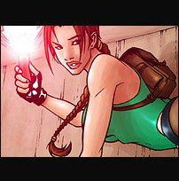 Lara Croft !