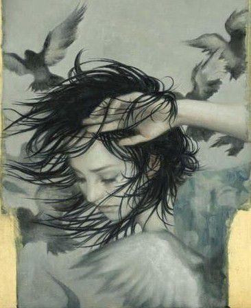 Peinture de James Jean