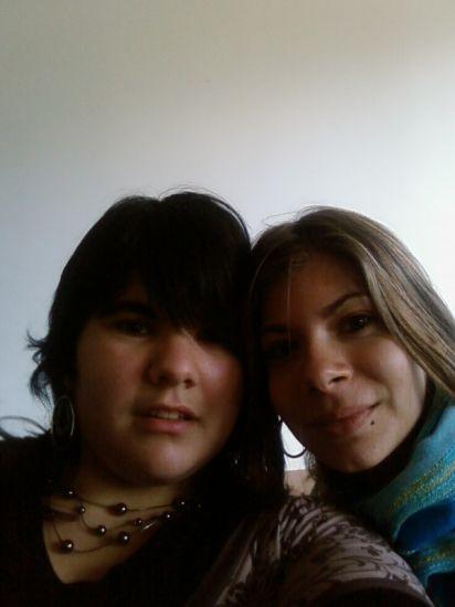 moi et Aurélia