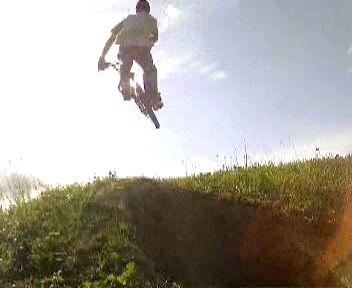 ptit saut en fin de journée