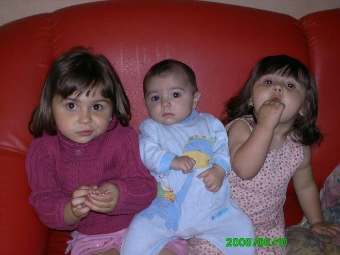 mé trois enfants sorenza félicia orian