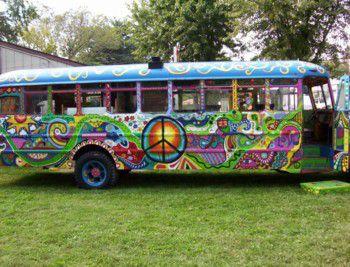 bus hippy a st chartier
