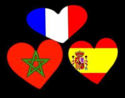 les trois pays hatar
