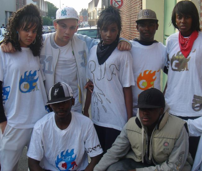 groupe de dansse RDF