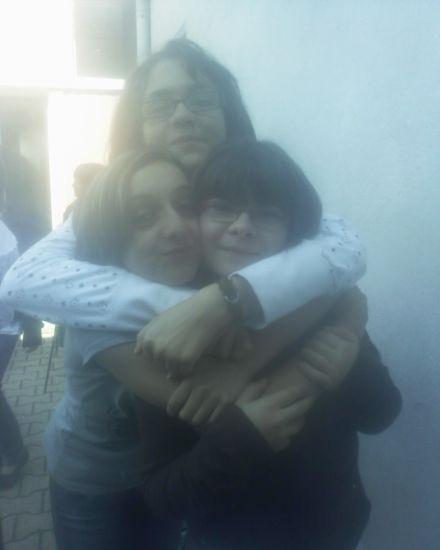 Celia, Estelle & Moi