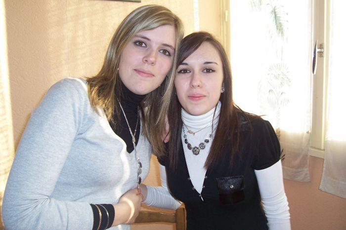 Ma cOusine & mOi pOur mes 18 ans
