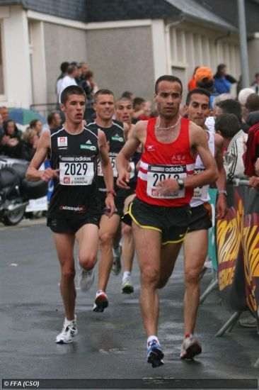 Championnat de france Elite 10 km