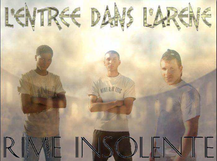 L'ENTREE DANS L'ARENE