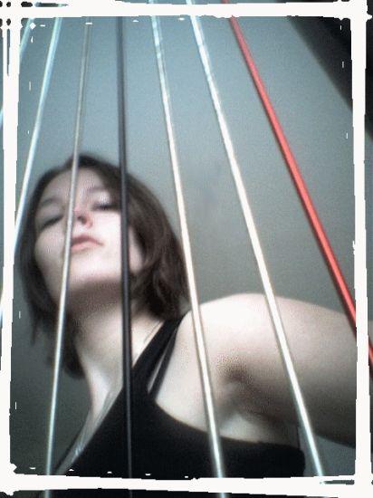 moi et ma harpe