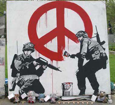 """""""Qui veut la paix prépare la guerre."""""""
