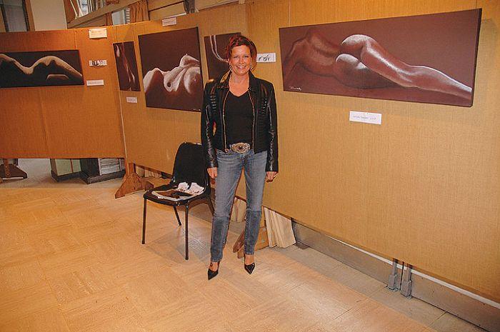 expo le 20/04/2008 coursive des Arts  à Wavre