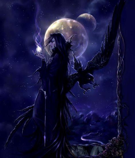 Sorcière de Lune