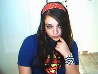 """Just Emo-Girl .. """"Supermaaan le plus grand de tOus les hérOs"""