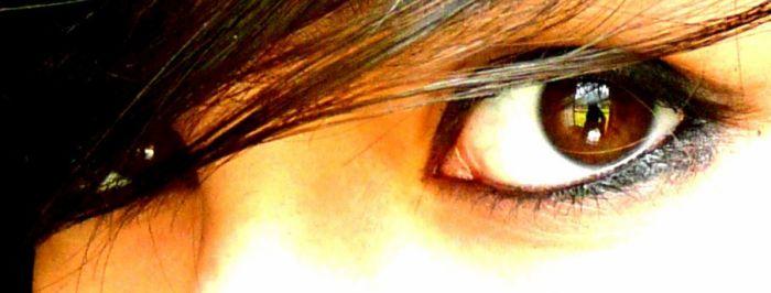 Ce n'est que de tes yeux, car ils ont l'avantage d'être deux