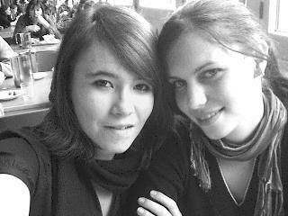 Ma Cla et moi ^^