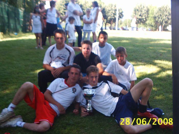 Les Olympiens 2008