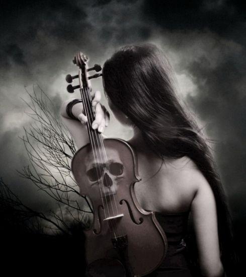 Le Violon, d'Anne Rice
