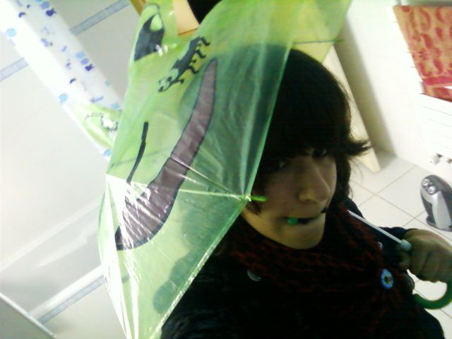 G0rge0us Umbrella <3