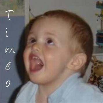 Un petit garçon qui avait toujours la joie de vivre!