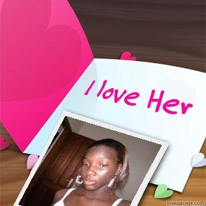I lov her