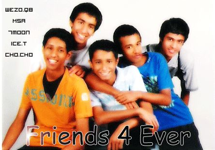friend's 4 ever