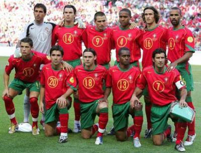 equipe portugaise