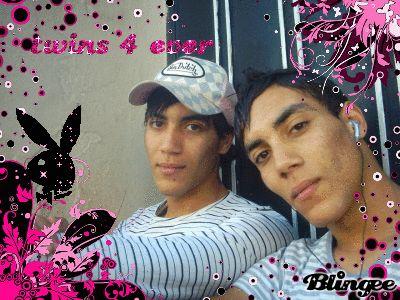 moi et mon jumeau