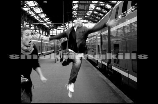 encore un saut à la gare du Nord