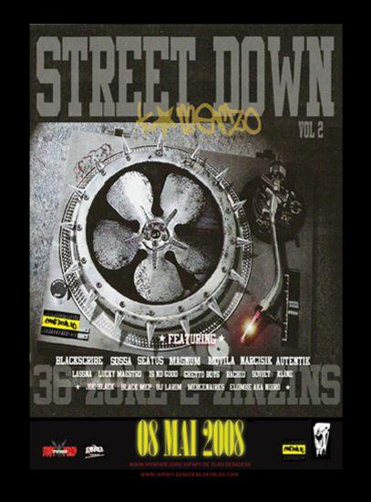 K-merzo mix-tap vl2 présante:Street Down!!