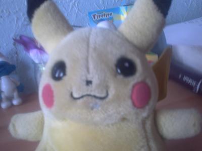Mon Pikachu Adoré