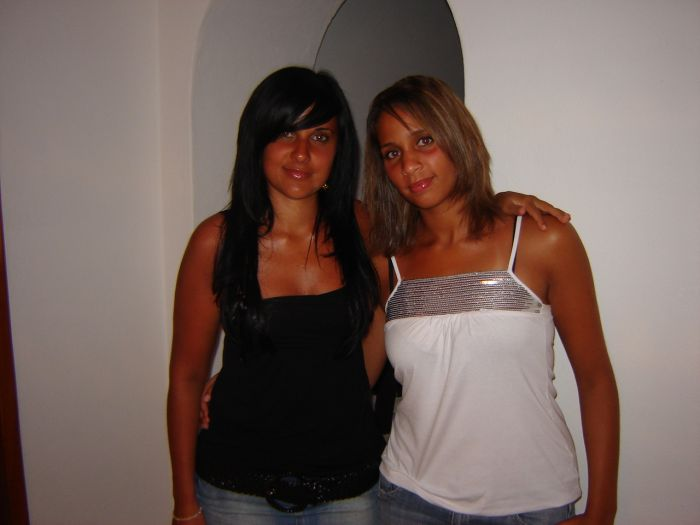 portugal 2007- ma best et moi!!