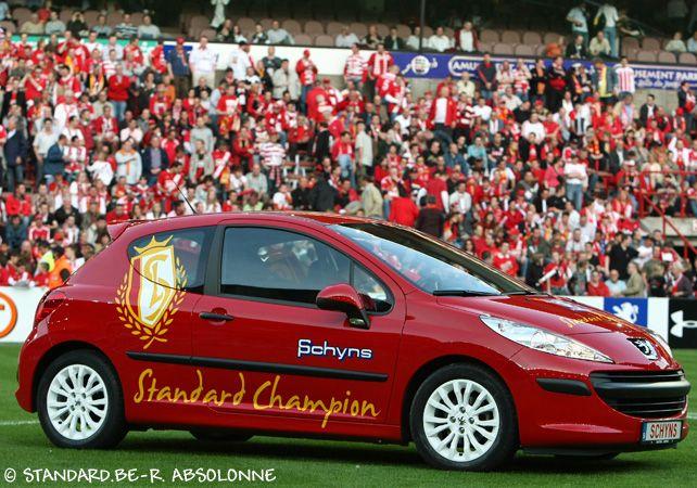 Standard Kampioen 2007 - 2008